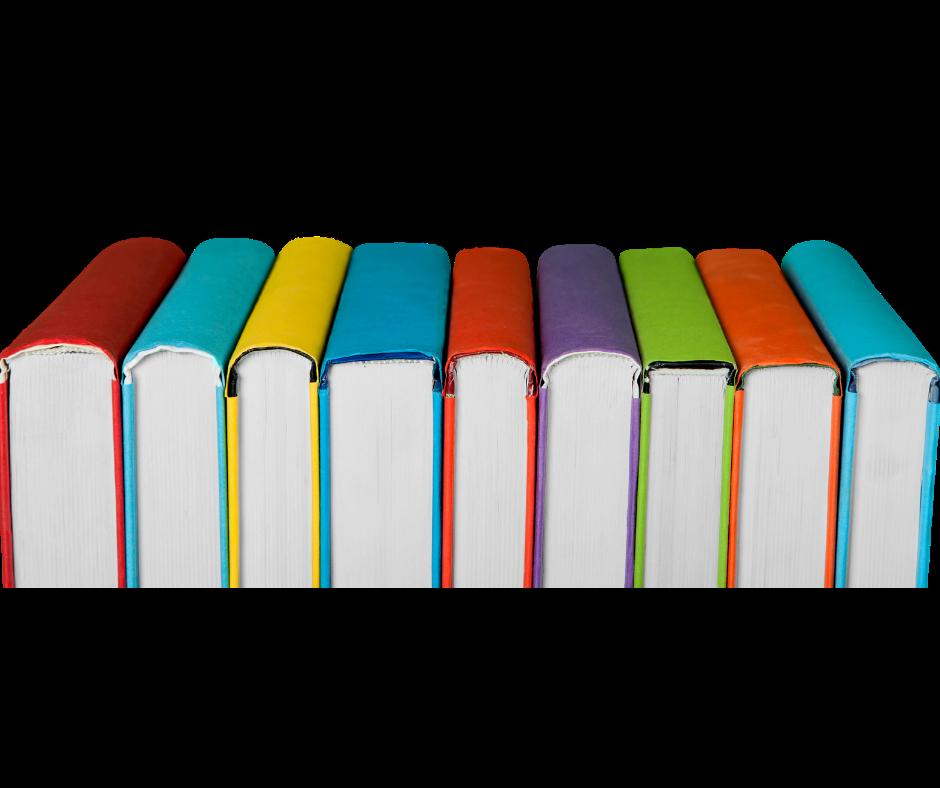 Bookseller's Rainbow Reading Challenge