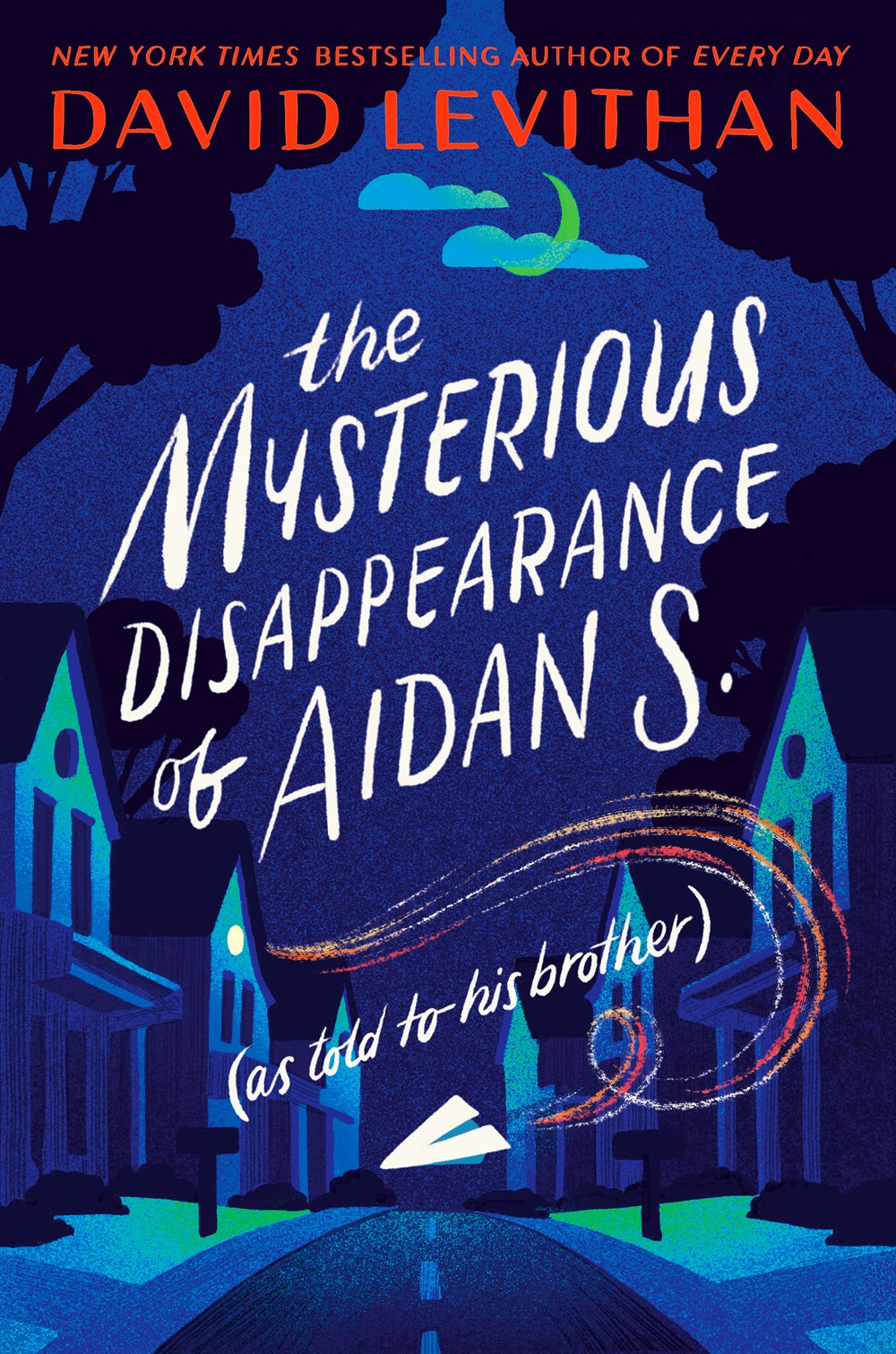 the mysterious disappearance of Aiden S.
